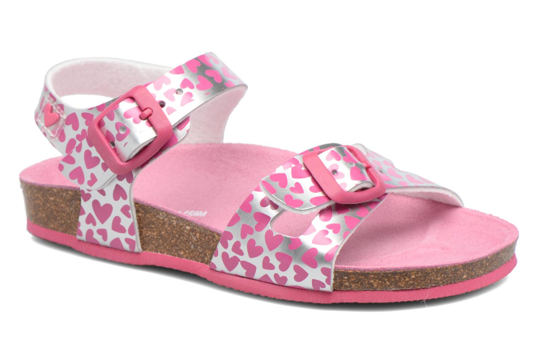 Sandales et nu-pieds Agatha Ruiz de la Prada Bio Agatha Multicolore vue détail/paire