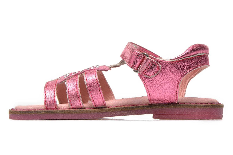 Sandales et nu-pieds Agatha Ruiz de la Prada Miss Ponza Rose vue face