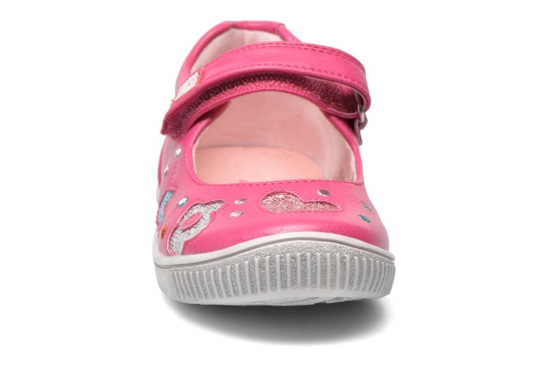 Ballerines Agatha Ruiz de la Prada Elena Rose vue portées chaussures