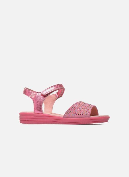 Sandales et nu-pieds Agatha Ruiz de la Prada Diva Rose vue derrière