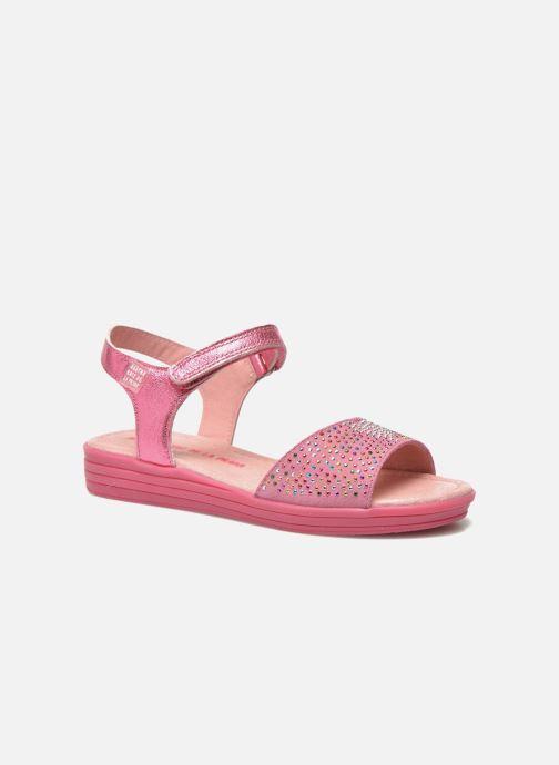 Sandales et nu-pieds Agatha Ruiz de la Prada Diva Rose vue détail/paire