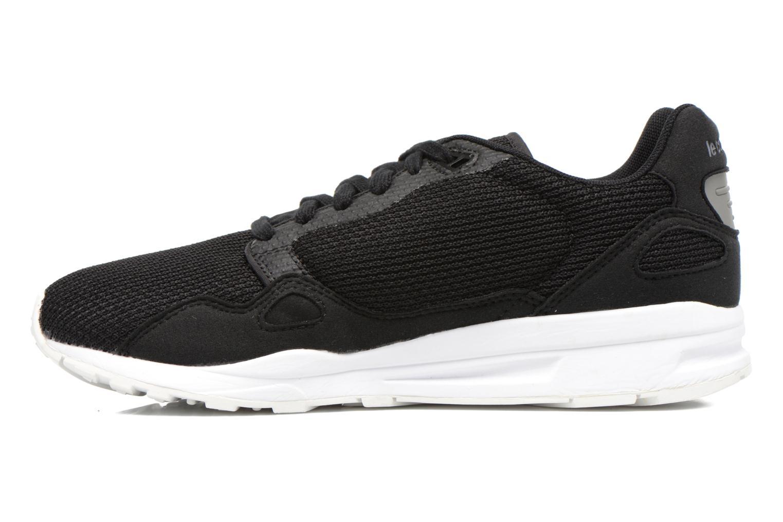 Sneakers Le Coq Sportif LCS R900 Mesh 2 Tones Nero immagine frontale