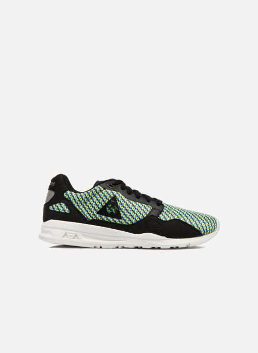 Trainers Le Coq Sportif Lcs R900 Geo Jacquard Black back view