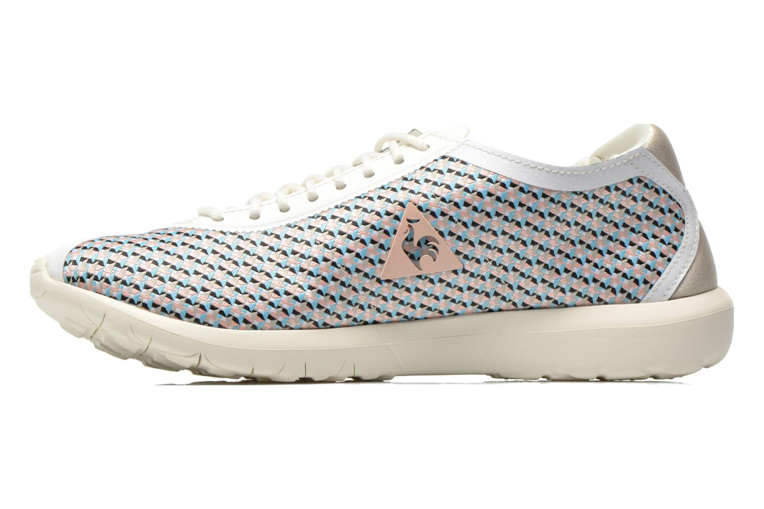 Baskets Le Coq Sportif Wendon Levity W Geo Jacquard Multicolore vue face