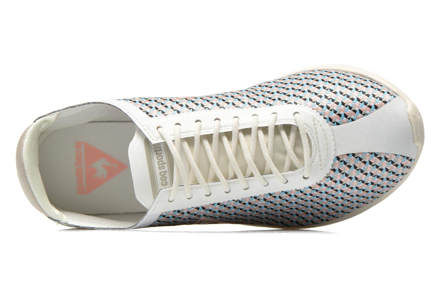 Trainers Le Coq Sportif Wendon Levity W Geo Jacquard Multicolor view from the left