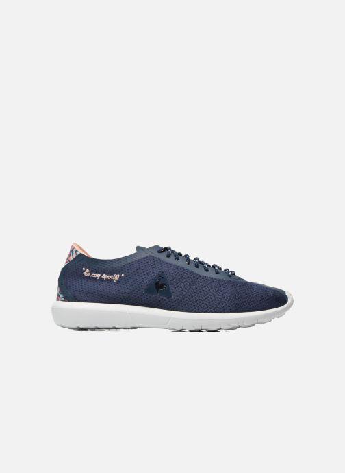 Sneakers Le Coq Sportif Wendon Levity W Flower Jacquard Azzurro immagine posteriore