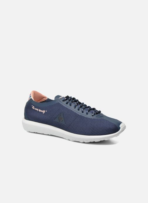 Sneakers Le Coq Sportif Wendon Levity W Flower Jacquard Azzurro vedi dettaglio/paio