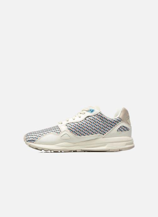 Sneakers Le Coq Sportif LCS R900 W Geo Jacquard Multicolore immagine frontale