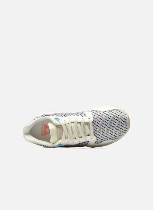 Trainers Le Coq Sportif LCS R900 W Geo Jacquard Multicolor view from the left