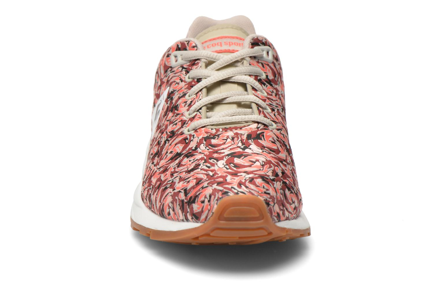 Trainers Le Coq Sportif LCS R950 W Flower Jacquard Multicolor model view