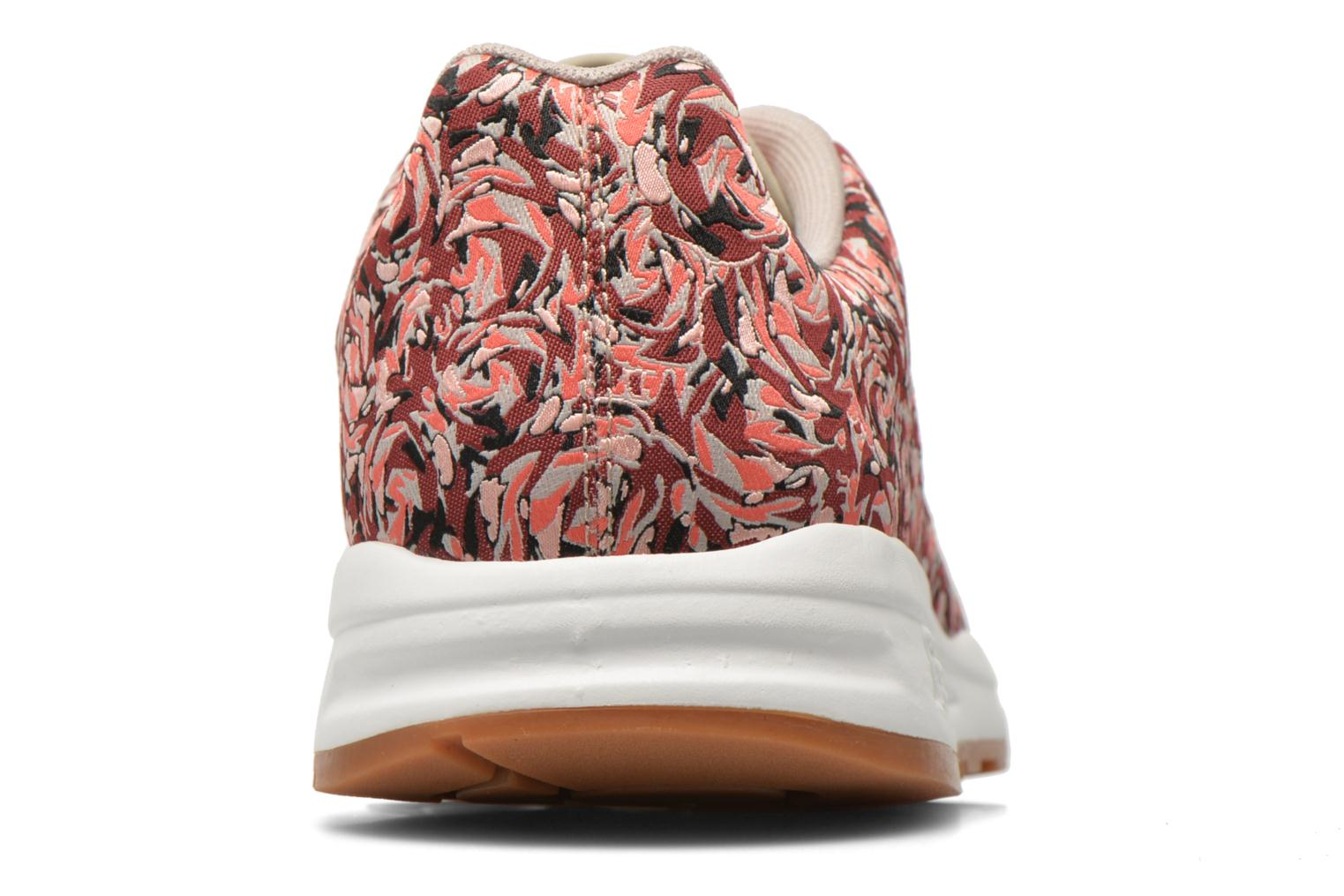 Trainers Le Coq Sportif LCS R950 W Flower Jacquard Multicolor view from the right
