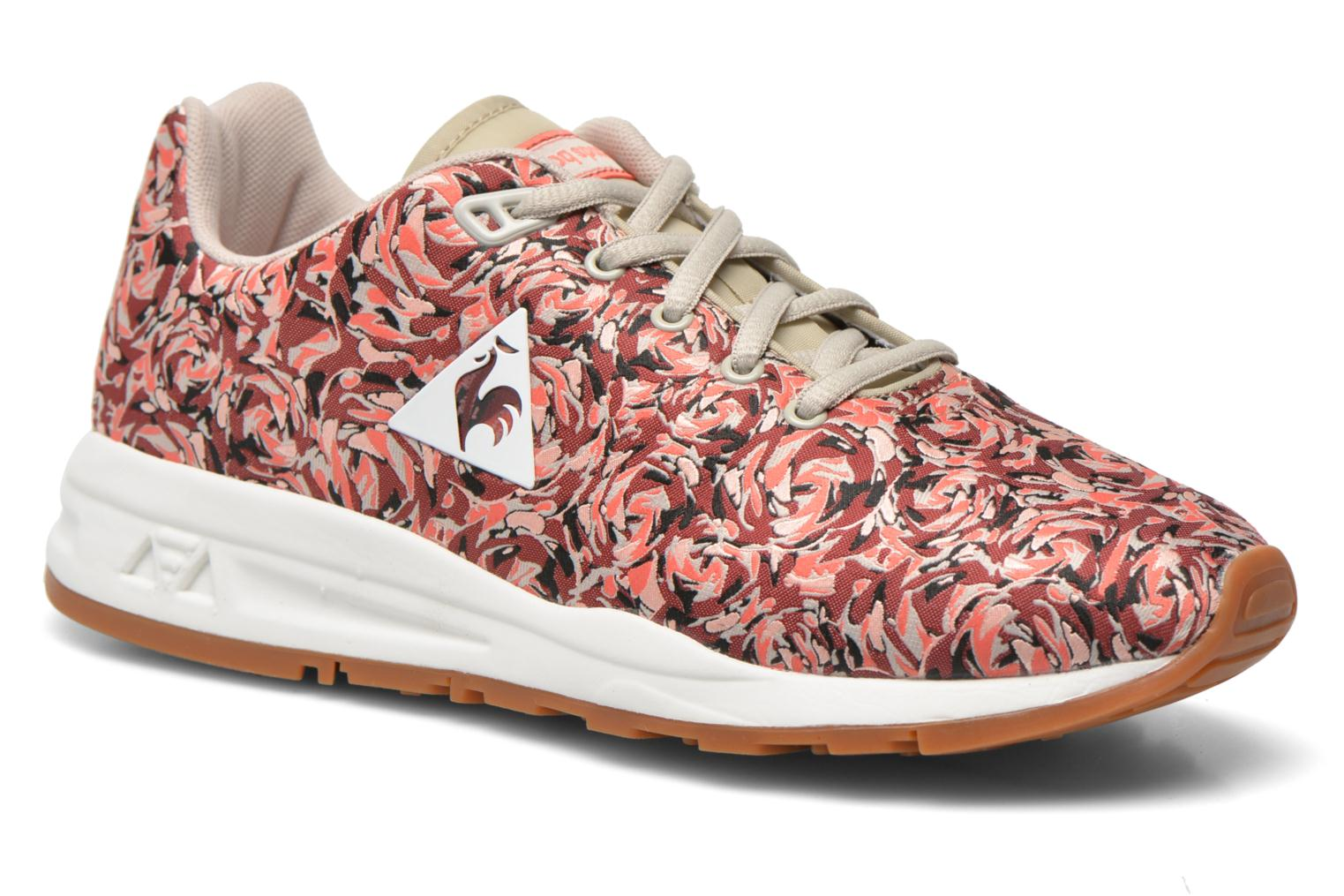 Trainers Le Coq Sportif LCS R950 W Flower Jacquard Multicolor detailed view/ Pair view