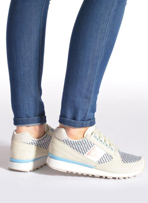 Trainers Le Coq Sportif Eclat W Geo Jacquard Multicolor view from underneath / model view