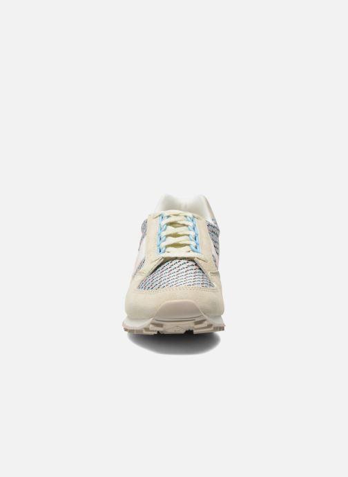 Sneakers Le Coq Sportif Eclat W Geo Jacquard Multicolore modello indossato