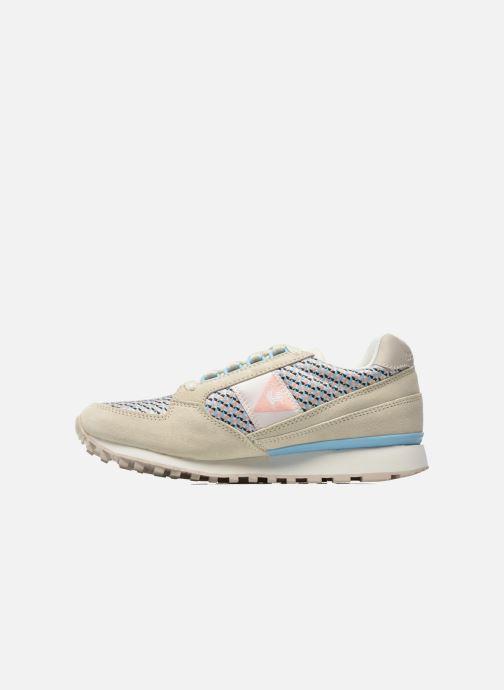 Sneakers Le Coq Sportif Eclat W Geo Jacquard Multicolore immagine frontale