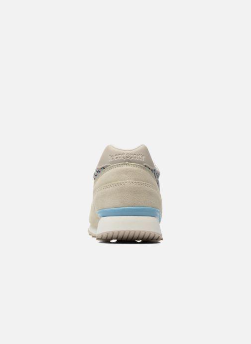 Sneakers Le Coq Sportif Eclat W Geo Jacquard Multicolore immagine destra