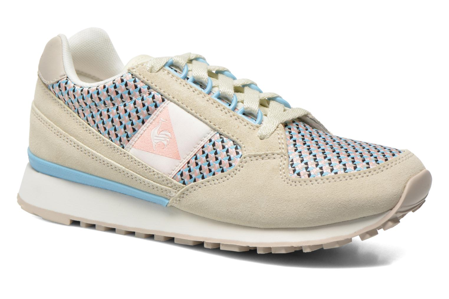 Trainers Le Coq Sportif Eclat W Geo Jacquard Multicolor detailed view/ Pair view