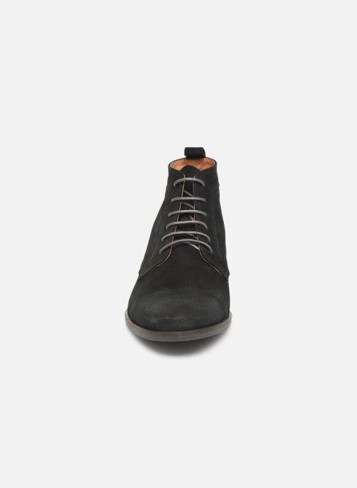 Bottines et boots Schmoove Dirty Dandy Denver Boots Noir vue portées chaussures