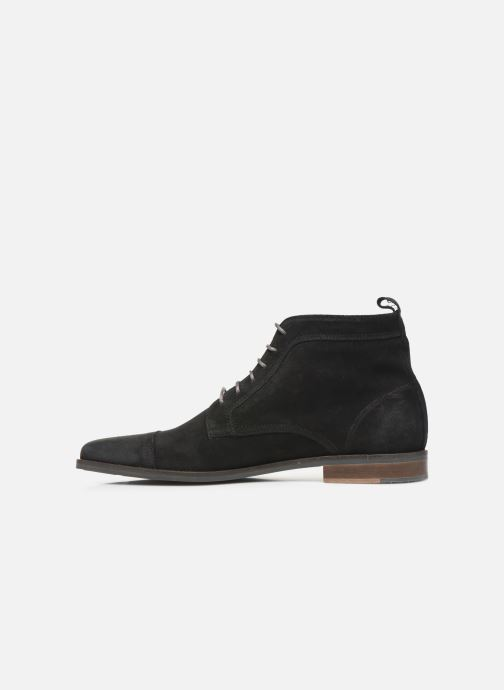 Bottines et boots Schmoove Dirty Dandy Denver Boots Noir vue face