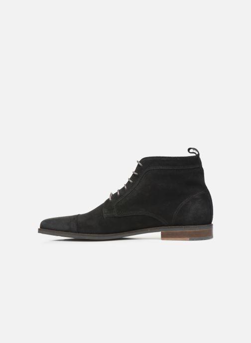 Boots en enkellaarsjes Schmoove Dirty Dandy Denver Boots Zwart voorkant