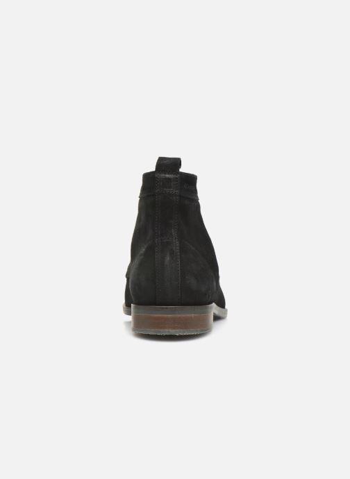 Boots en enkellaarsjes Schmoove Dirty Dandy Denver Boots Zwart rechts
