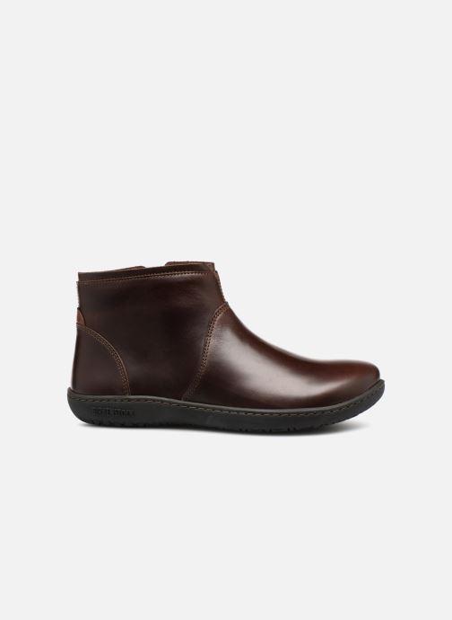 Bottines et boots Birkenstock Bennington Marron vue derrière