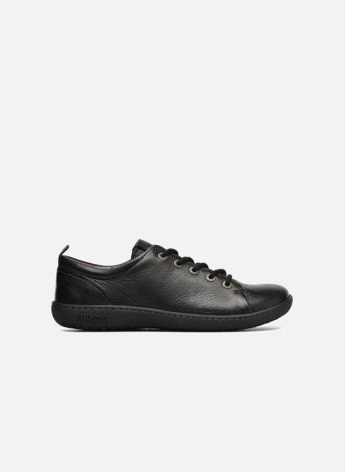 Zapatos con cordones Birkenstock Islay W Negro vistra trasera