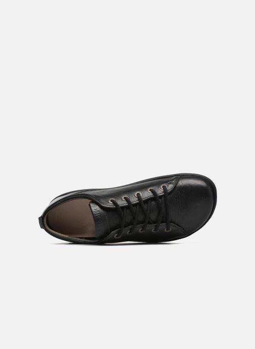 Zapatos con cordones Birkenstock Islay W Negro vista lateral izquierda
