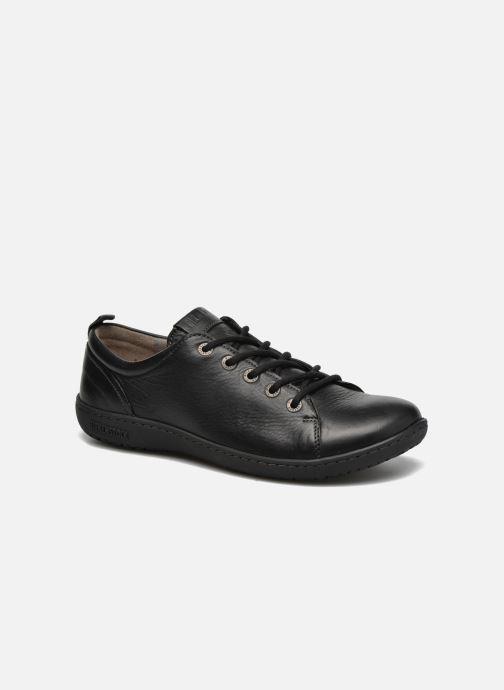 Chaussures à lacets Birkenstock Islay W Noir vue détail/paire