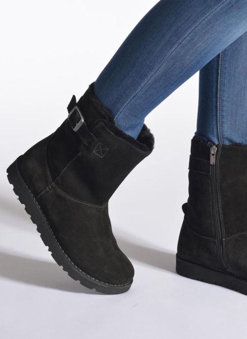 Boots en enkellaarsjes Birkenstock Westford Bruin onder
