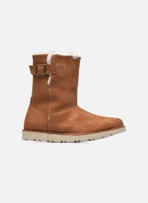 Boots en enkellaarsjes Birkenstock Westford Bruin achterkant