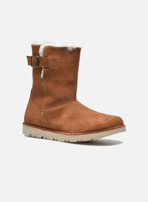 Boots en enkellaarsjes Birkenstock Westford Bruin detail