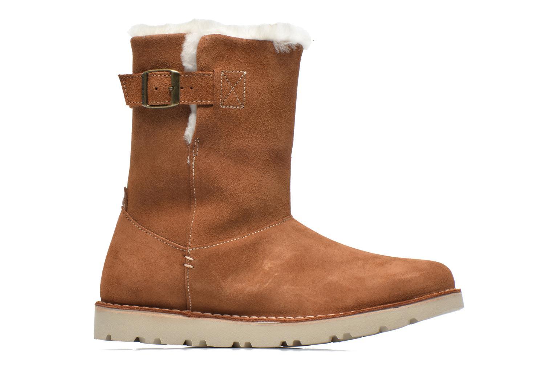 Bottines et boots Birkenstock Westford Marron vue derrière