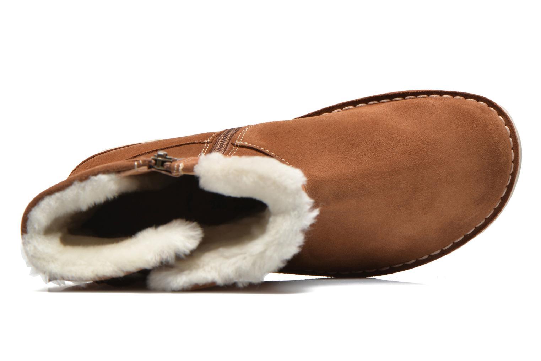 Bottines et boots Birkenstock Westford Marron vue gauche