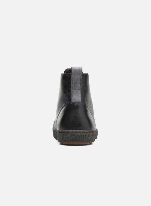 Trainers Birkenstock Bartlett Men Black view from the right