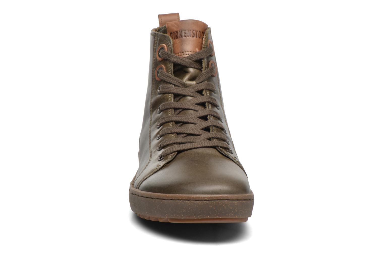 Baskets Birkenstock Bartlett Men Marron vue portées chaussures