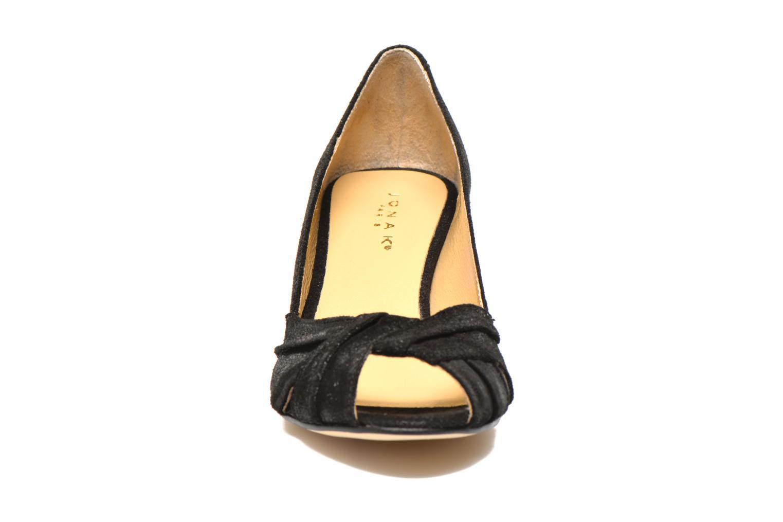 Escarpins Jonak Dalmer Noir vue portées chaussures