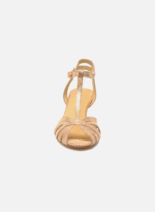 Sandalen Jonak Doliate gold/bronze schuhe getragen