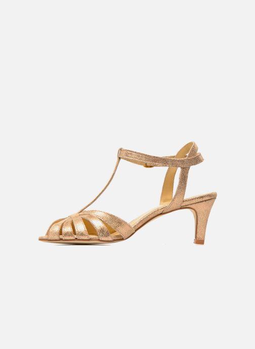 Sandalen Jonak Doliate gold/bronze ansicht von vorne