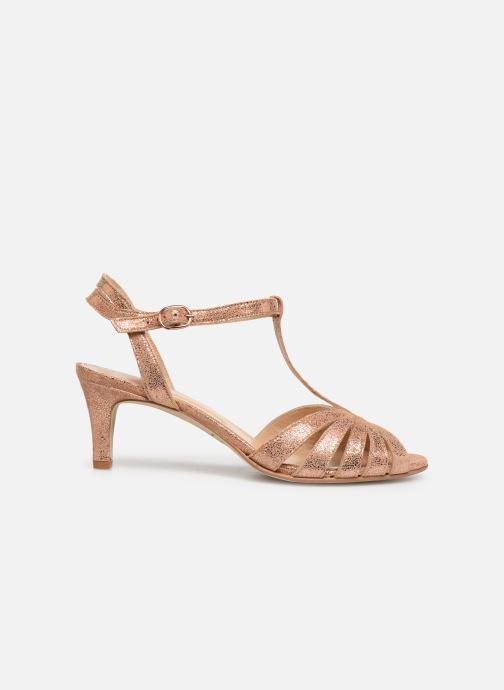 sandales jonak or rose