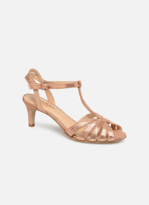 Sandals Jonak Doliate Pink detailed view/ Pair view