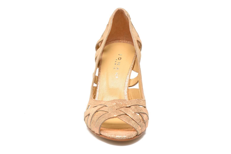 Zapatos de tacón Jonak Djenny Oro y bronce vista del modelo