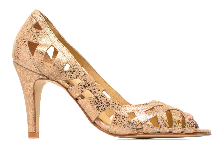 Zapatos de tacón Jonak Djenny Oro y bronce vistra trasera