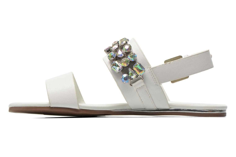 Sandales et nu-pieds Blink Mori Blanc vue face