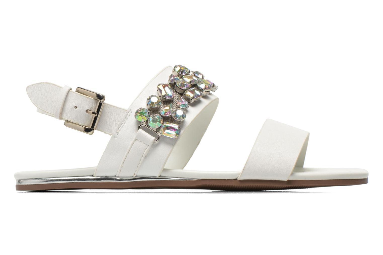 Sandales et nu-pieds Blink Mori Blanc vue derrière