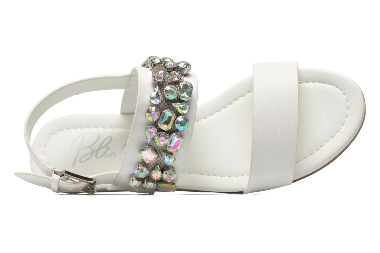 Sandales et nu-pieds Blink Mori Blanc vue gauche