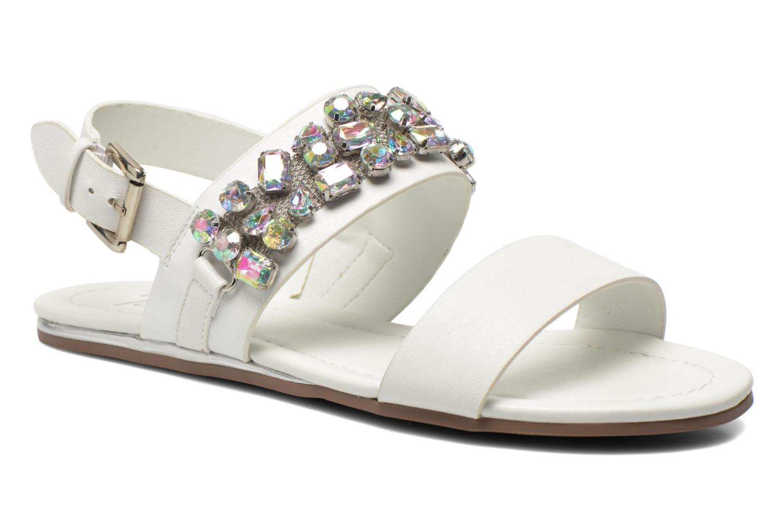 Sandales et nu-pieds Blink Mori Blanc vue détail/paire