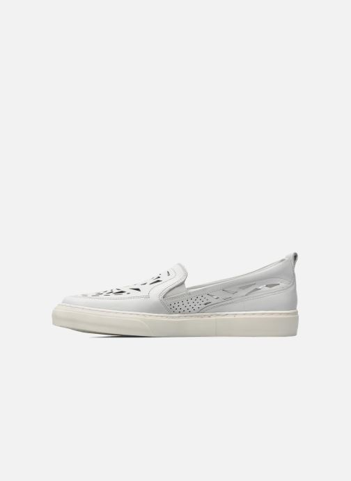 Trainers Bronx Mec White front view