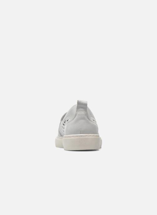 Sneakers Bronx Mec Bianco immagine destra