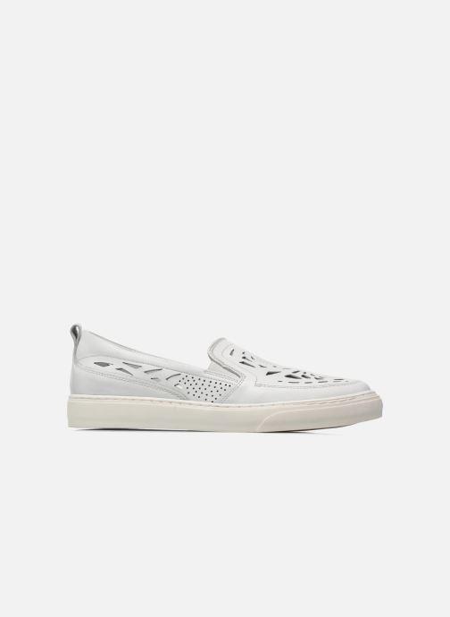 Sneakers Bronx Mec Bianco immagine posteriore